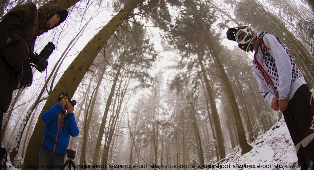 Shooting - Etienne Gaetan and Ben