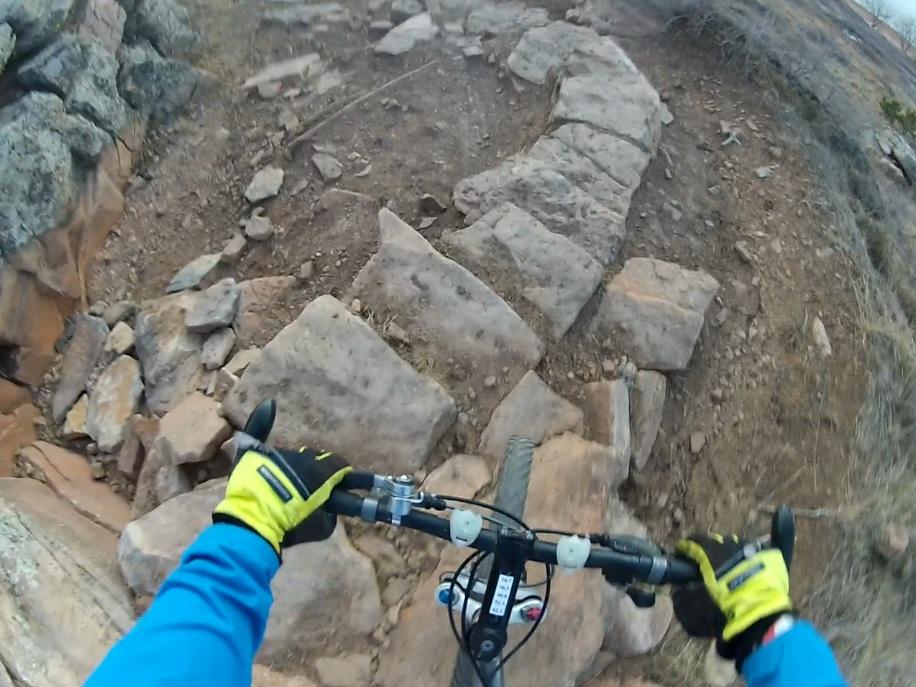 Sick GoPro/Contour pictures (Mountain Biking)-shorelinestairs.jpg