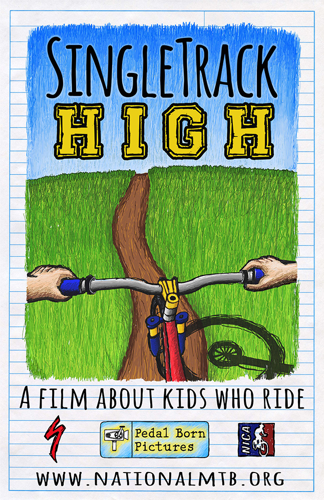 Singletrack High Move Poster