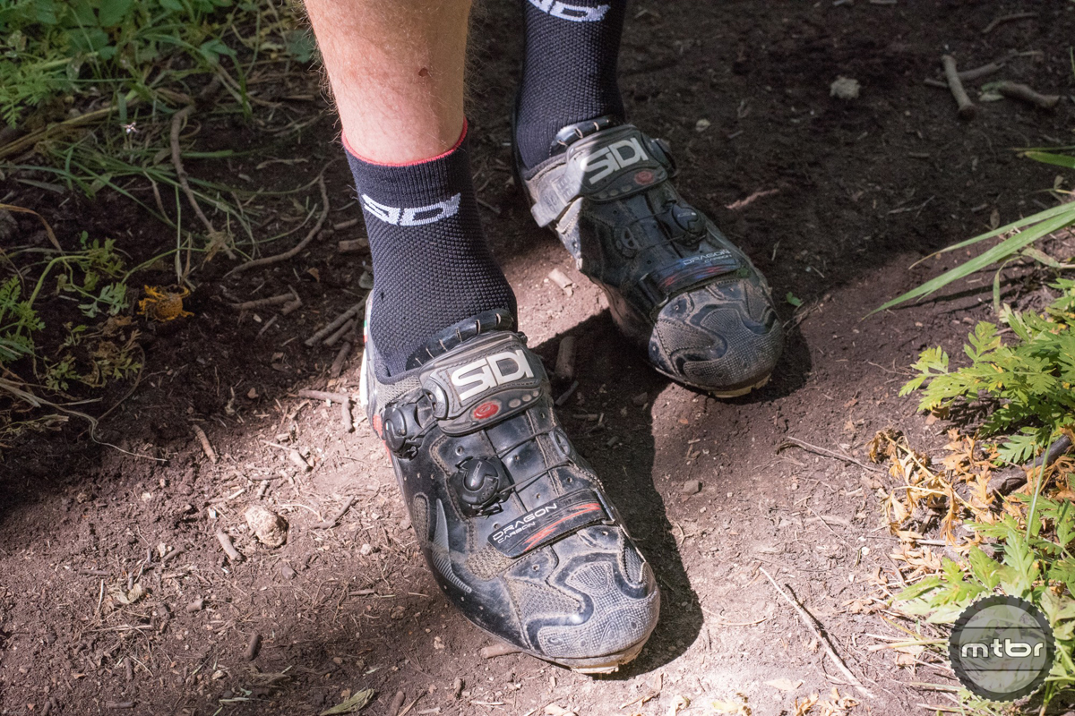 Sidi MTB Dragon 4 Shoe Review