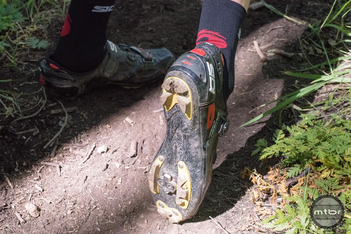 Sidi MTB Dragon 4 Shoe Review