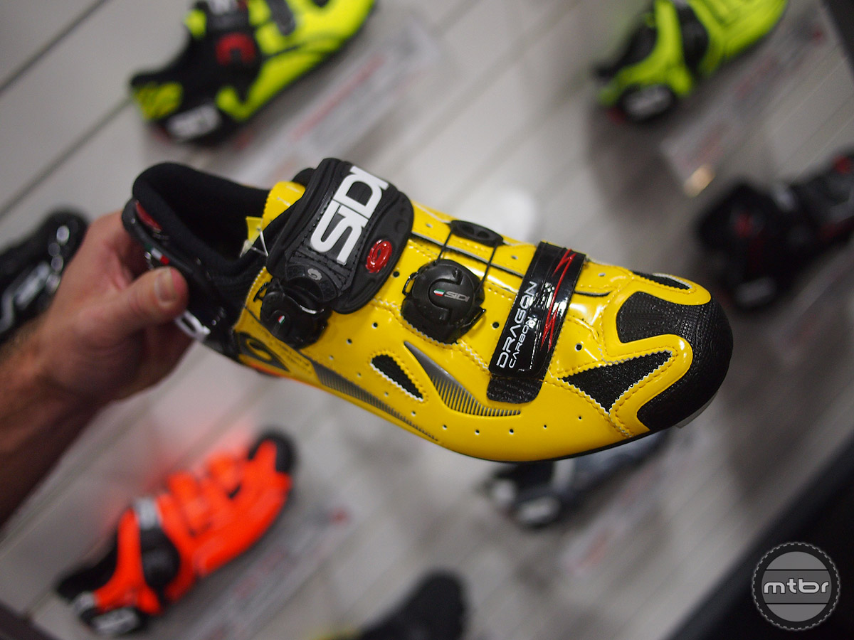 The Sidi Dragon 4 features two Tecno 3 micro adjust dials for getting just the right fit and retails for $399.99.
