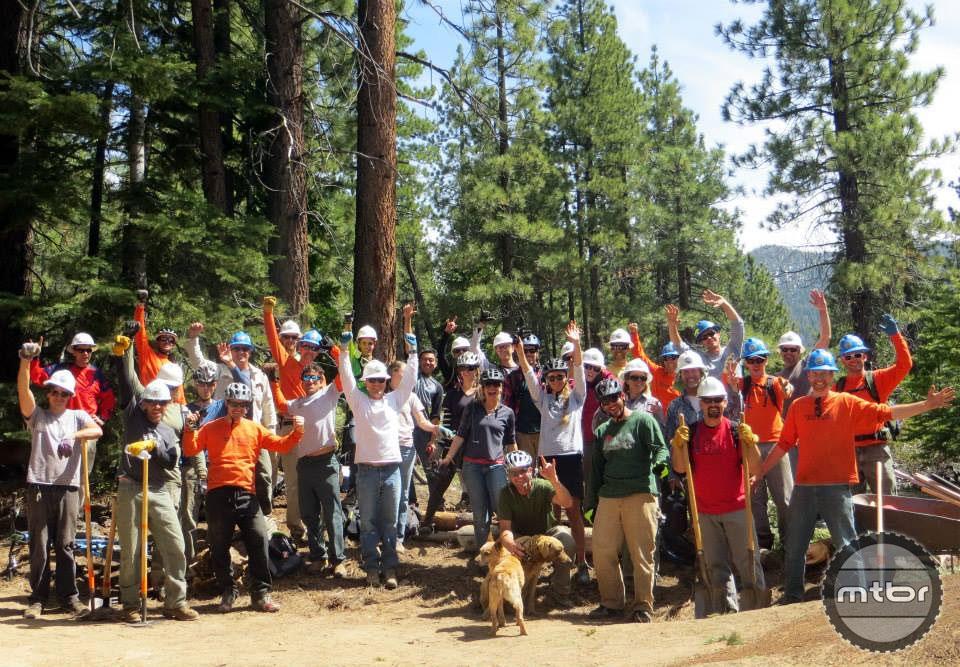 Sierra Buttes Trail Stewardship