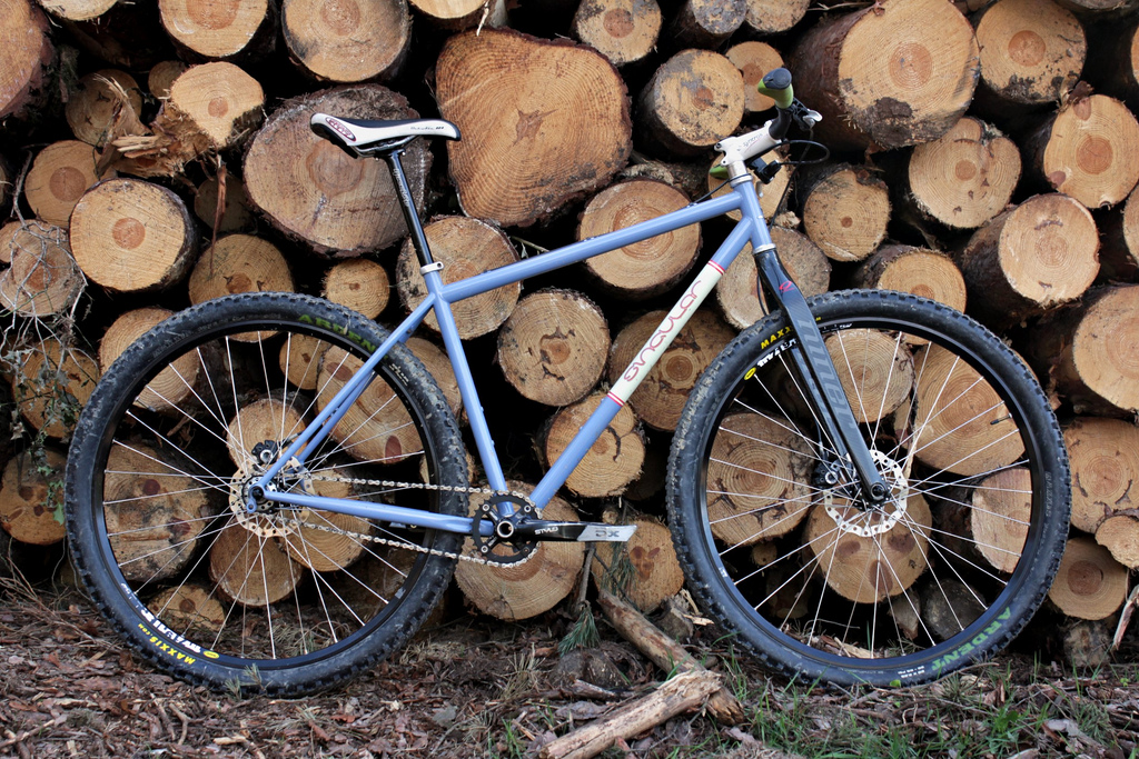 Singular Swift Rigid 29er Singlespeed