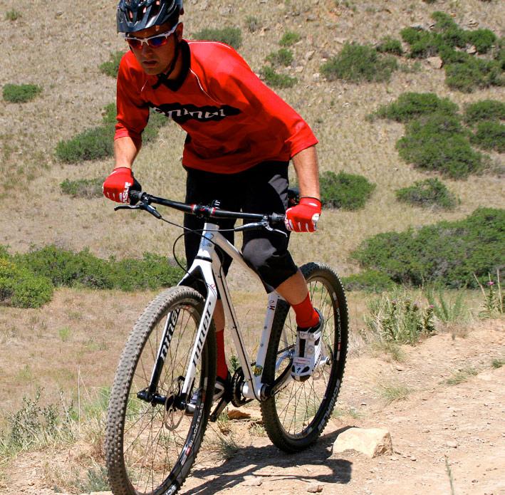 S.I.R. 9 rider