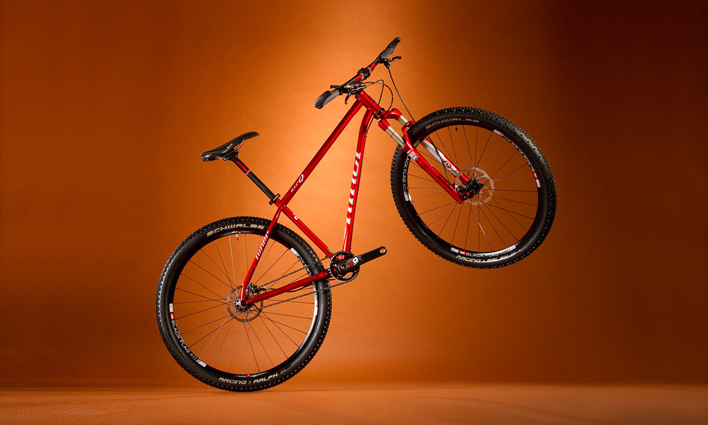 S.I.R. 9 Bike SS Tamale Red