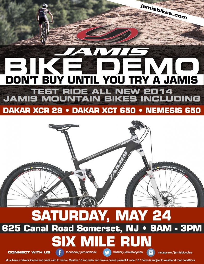 Jamis Bikes MTB Demo @ Six Mile Run and Allaire State Park-six-mile-run-mtn-demo.jpg