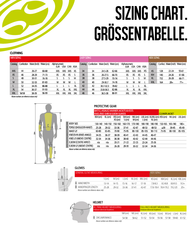Body armour for petite women!-size-table.jpg