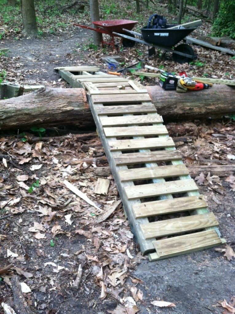 Newbie at building ladder bridges-skills-log-bridge.jpg