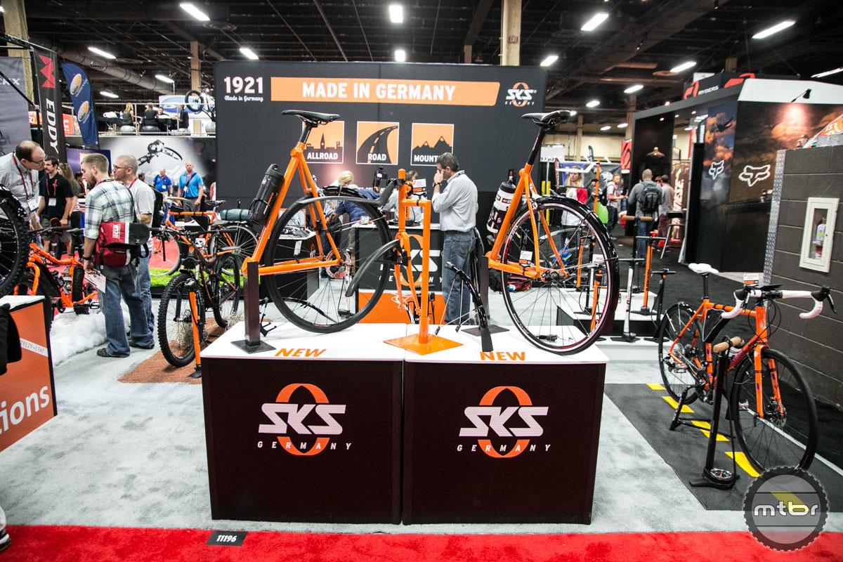 SKS Interbike 2015 Booth
