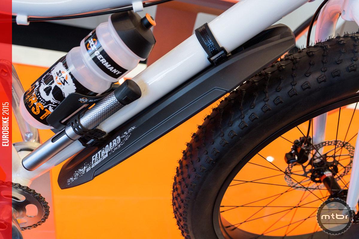 SKS Fatboard front fender.