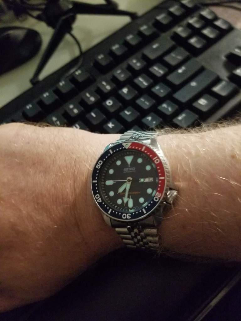 What's on your wrist today?-skx009_14.jpg