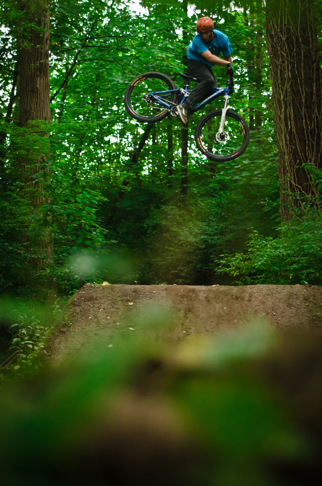 2013 Rocky Mountain Slayer Slopestyle