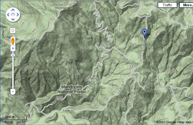 Has anyone ever ridden Sled Ridge Trail - Mendocino NF-sled-ridge.jpg