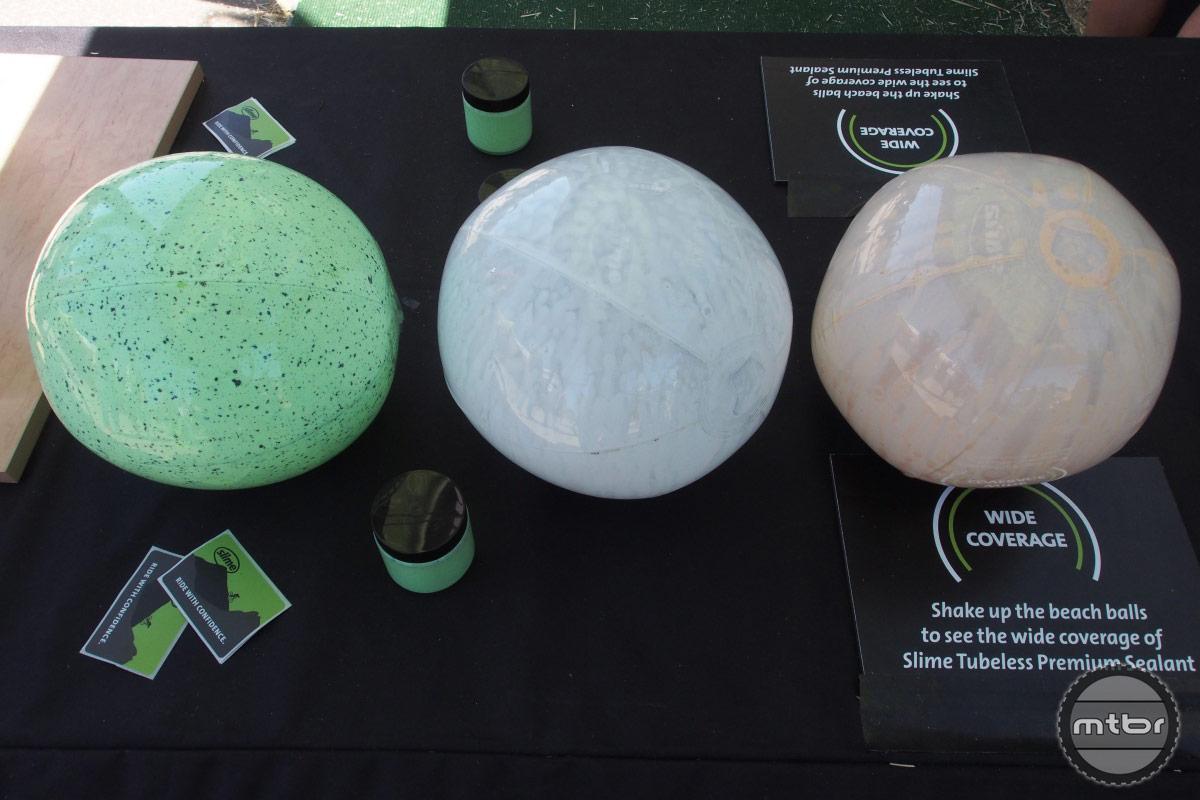 Slime Tubeless Premium Sealant