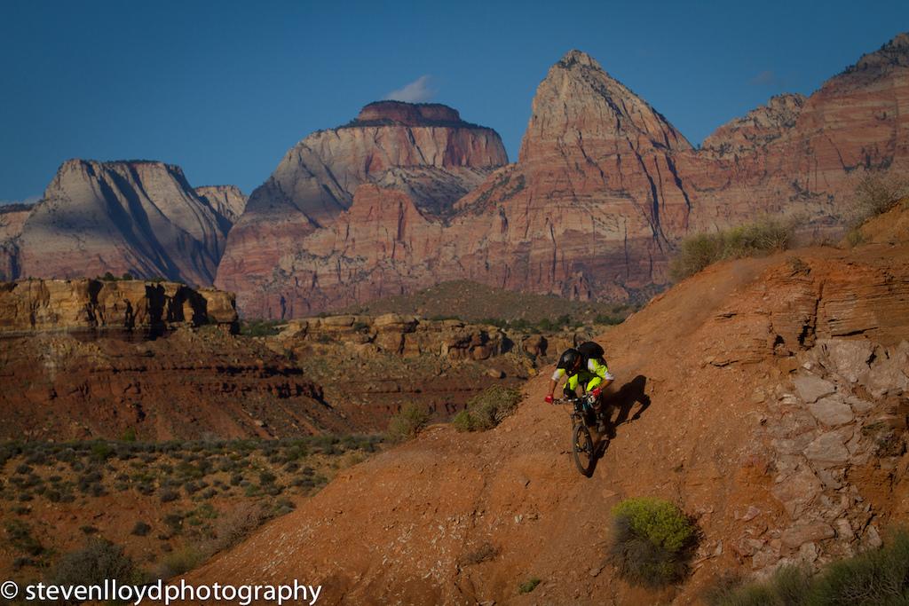 Mountain Biking Near Zion National Park