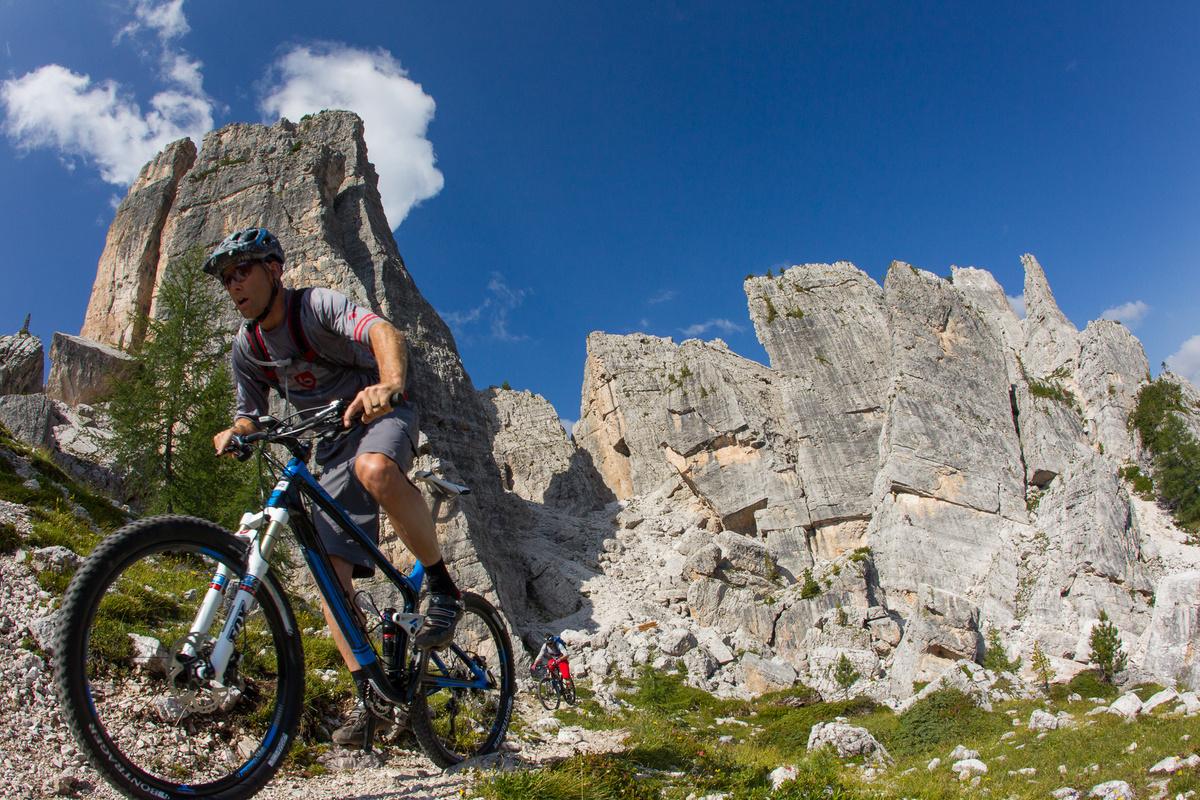 SLorence Trek Italy