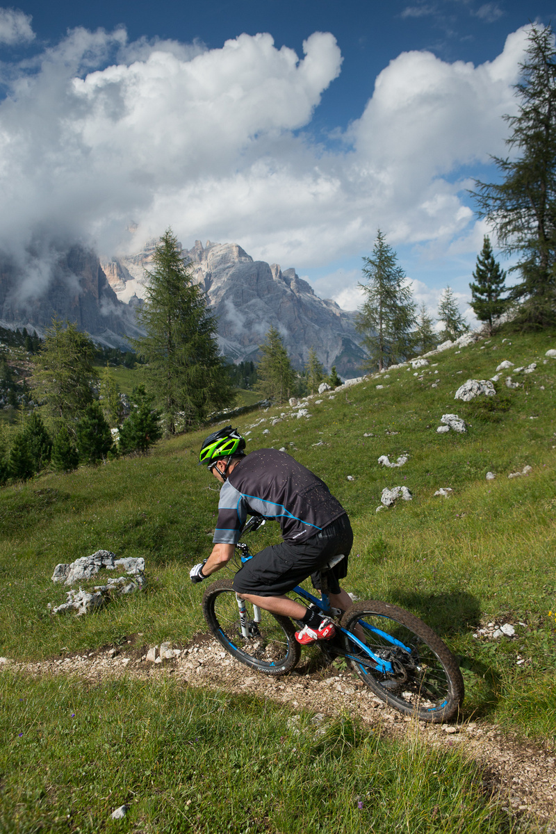 2012 Trek Launch in Cortina D'Ampezzo, Italy