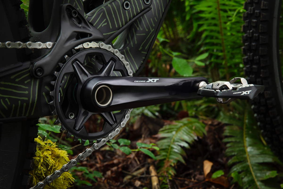 Shimano XT 12-speed Launched