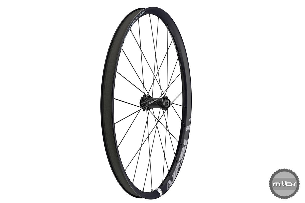 SRAM Roam 60 27.5 Wheels Front