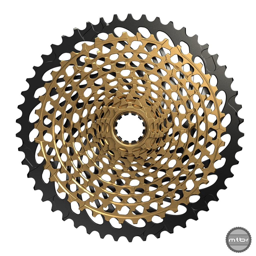 Dilemma -> Pie Plates Vs. Granny Gears on Fat Bikes (AKA Fat Bike Gearing options...)-sm_xg_cassette_gold_12_speed.jpg