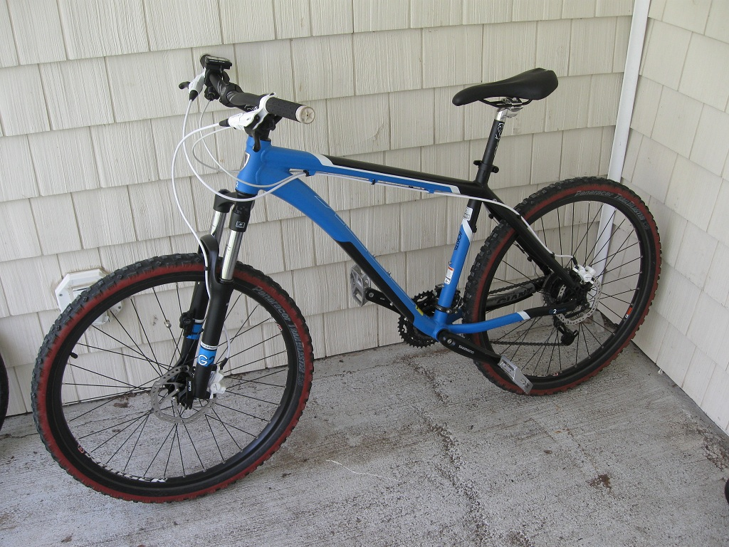 Gary Fisher Bicycle Marlin Bicycle Bike Review