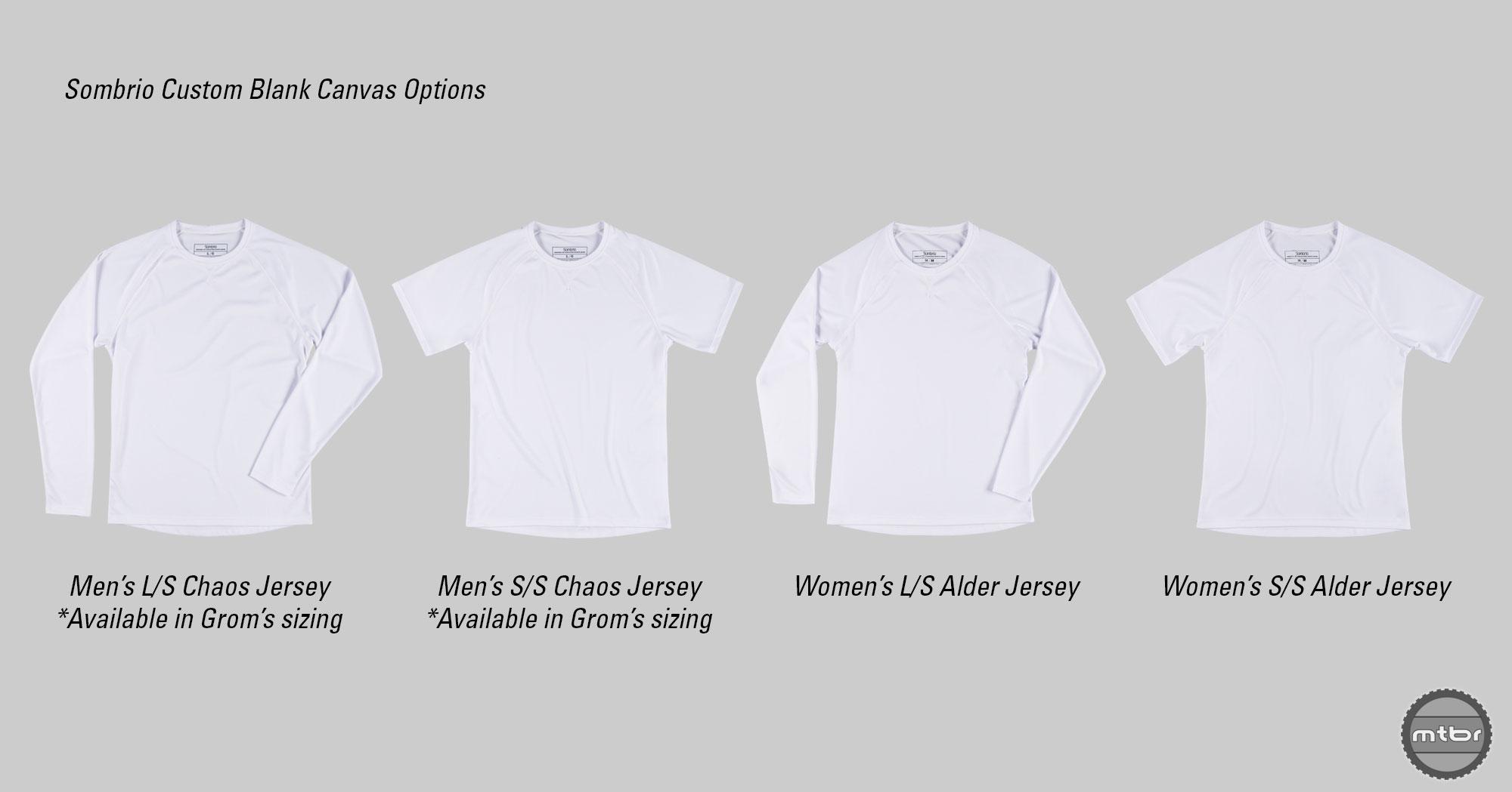 SMB Custom White Fabric