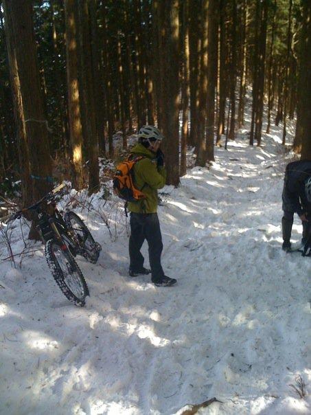 Tokyo Riders!  Unite!-snow-2.jpg