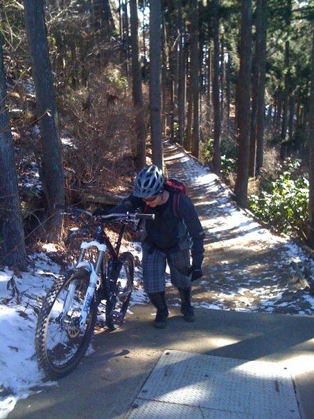 Tokyo Riders!  Unite!-snow.jpg