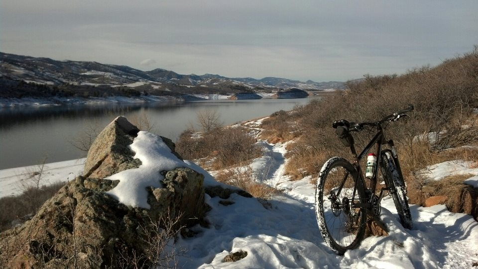 One picture, one line.  No whining. Something about YOUR last ride. [o]-snow.jpg