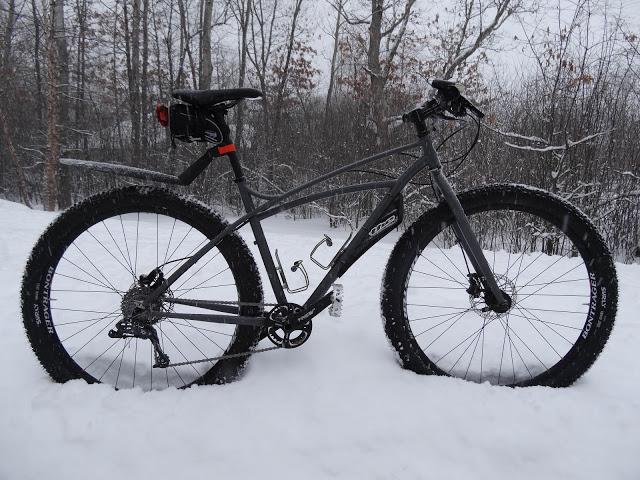 Semi Fat Bike Mtbr Com