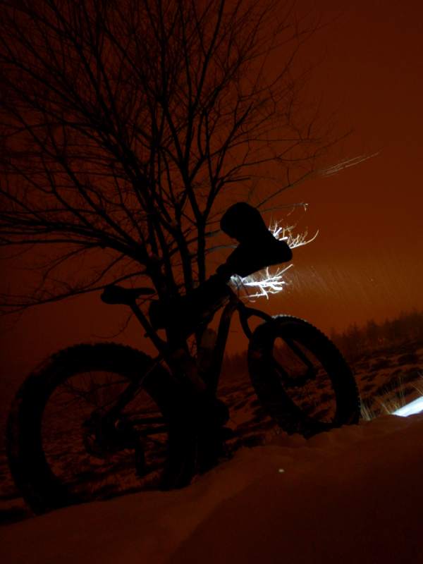 One picture, one line.  No whining. Something about YOUR last ride. [o]-snowstormsm.jpg