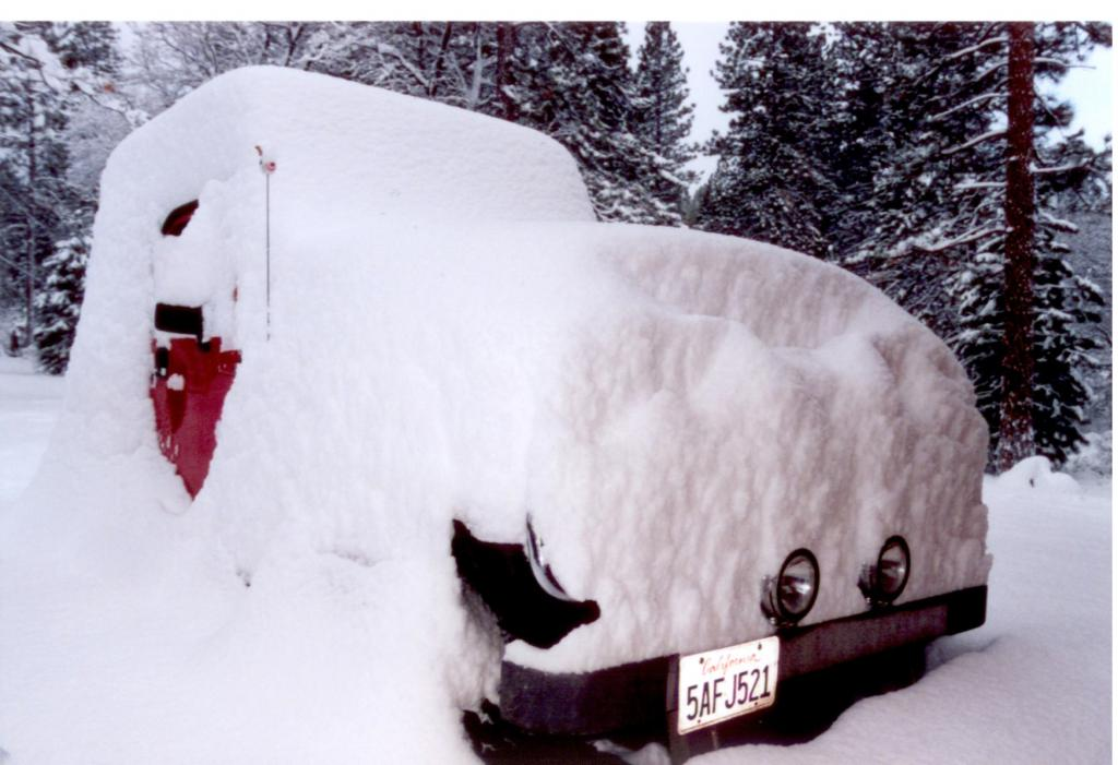 What kind of car do you not drive to work?-snowyjeep.jpg