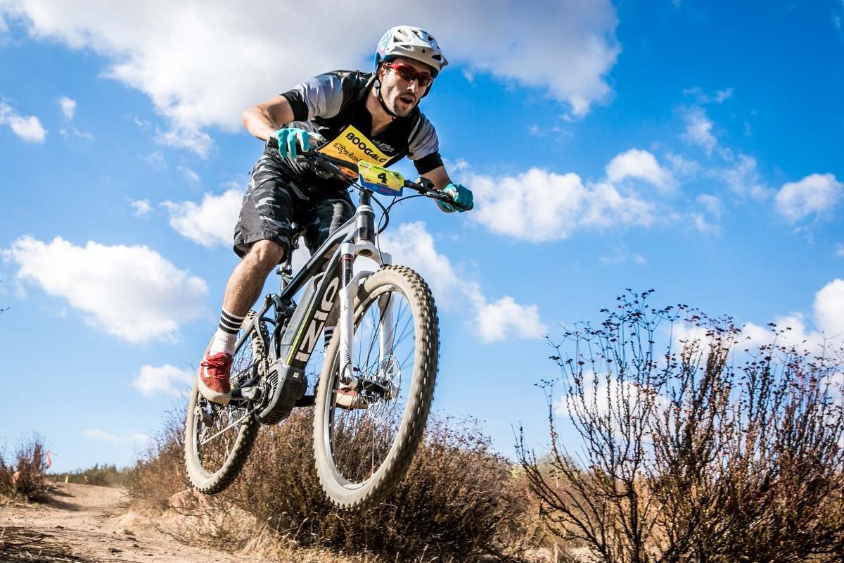 Boogaloo eMTB race series rolls on