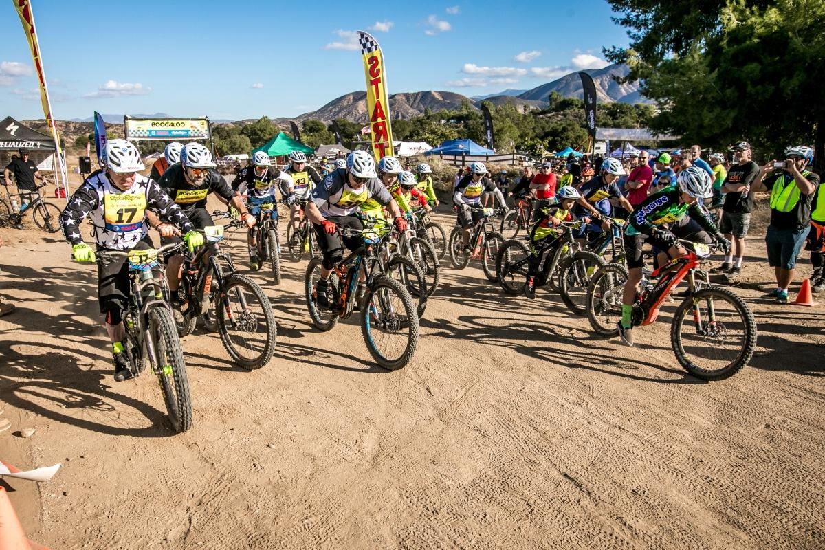 Boogaloo eMTB race series rolls on