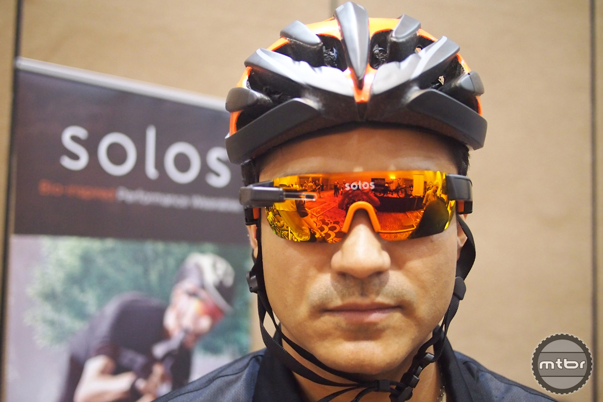 Solos Heads Up Display Glasses