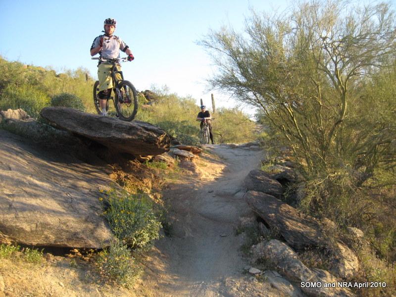 Sanchez hits Goat Camp-somo-trail-gap.jpg