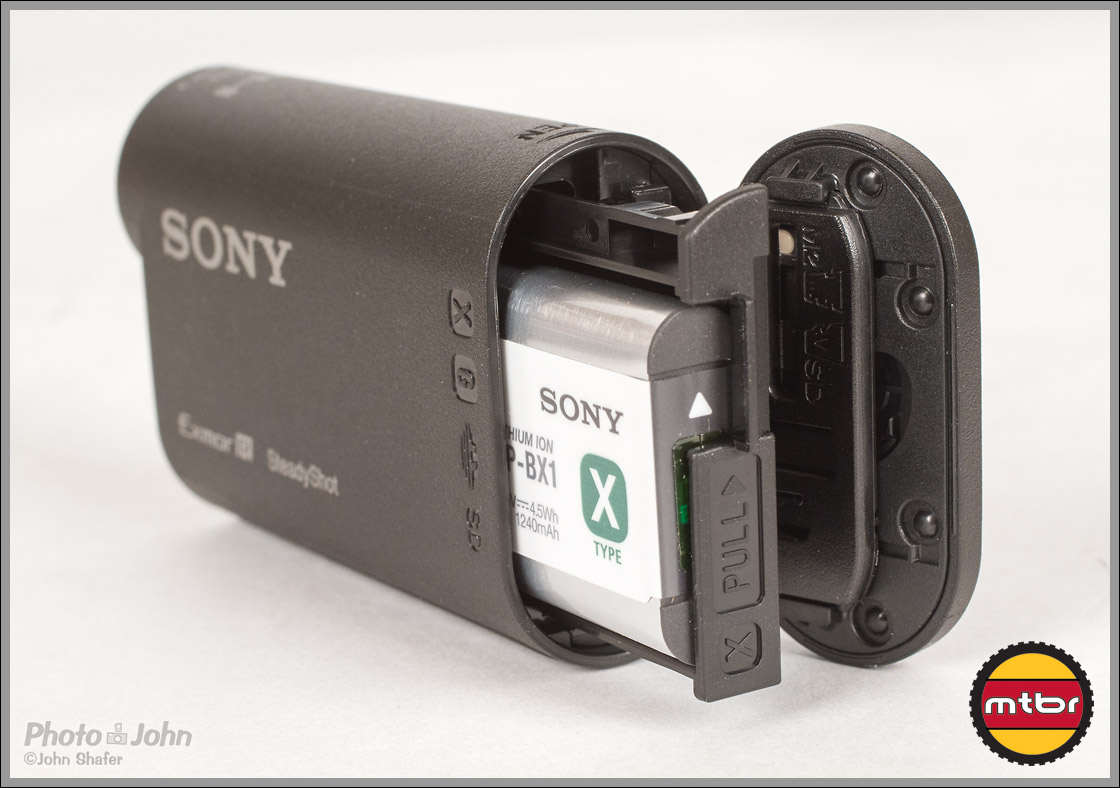 Sony Action Cam - Battery