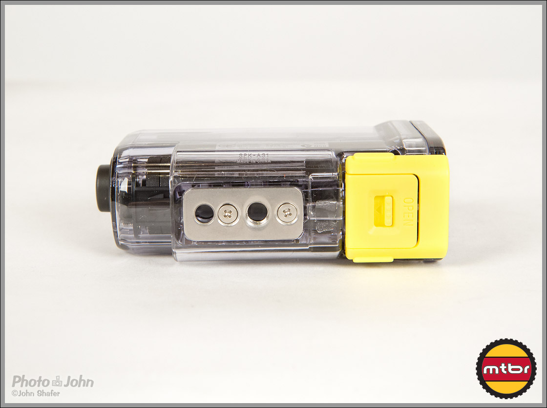 Sony Action Cam - Underwater Case With Tripod Mount