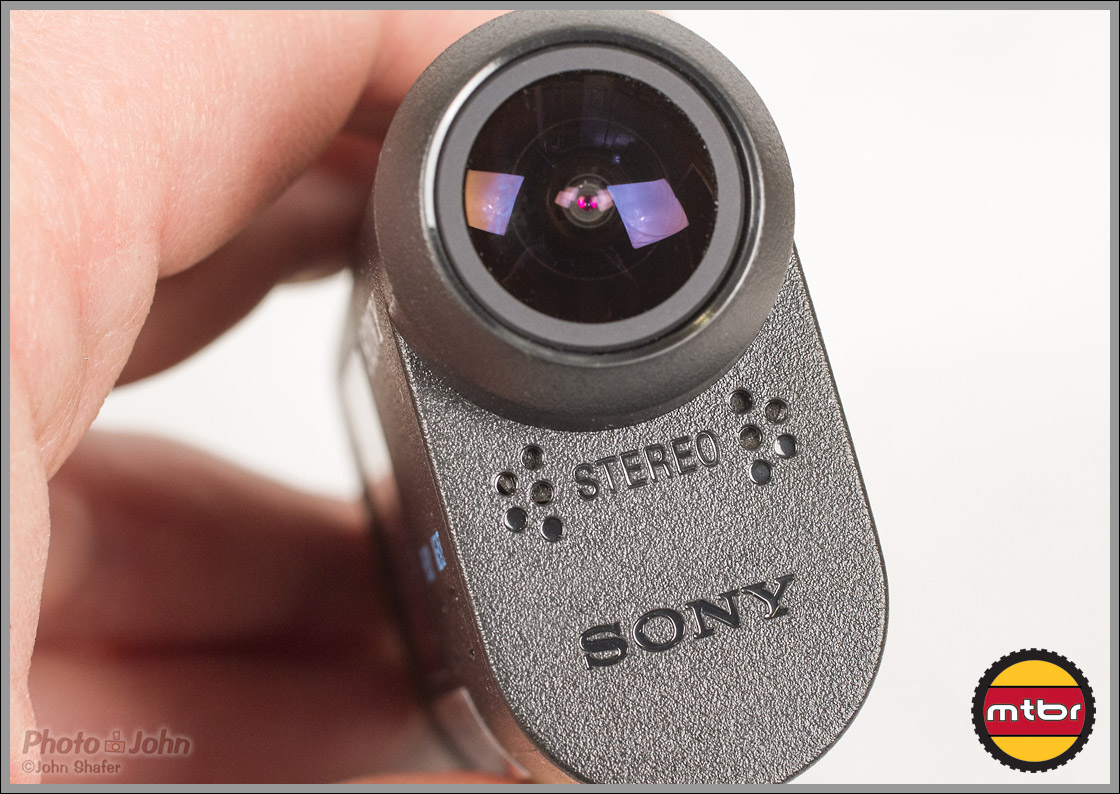 Sony Action Cam - Zeiss Lens & Stereo Mic