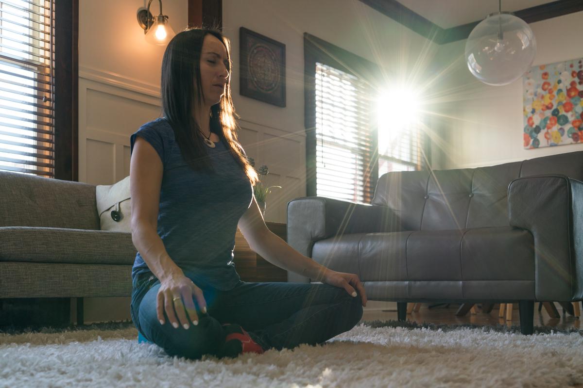 Meditation basics with Sonya Looney