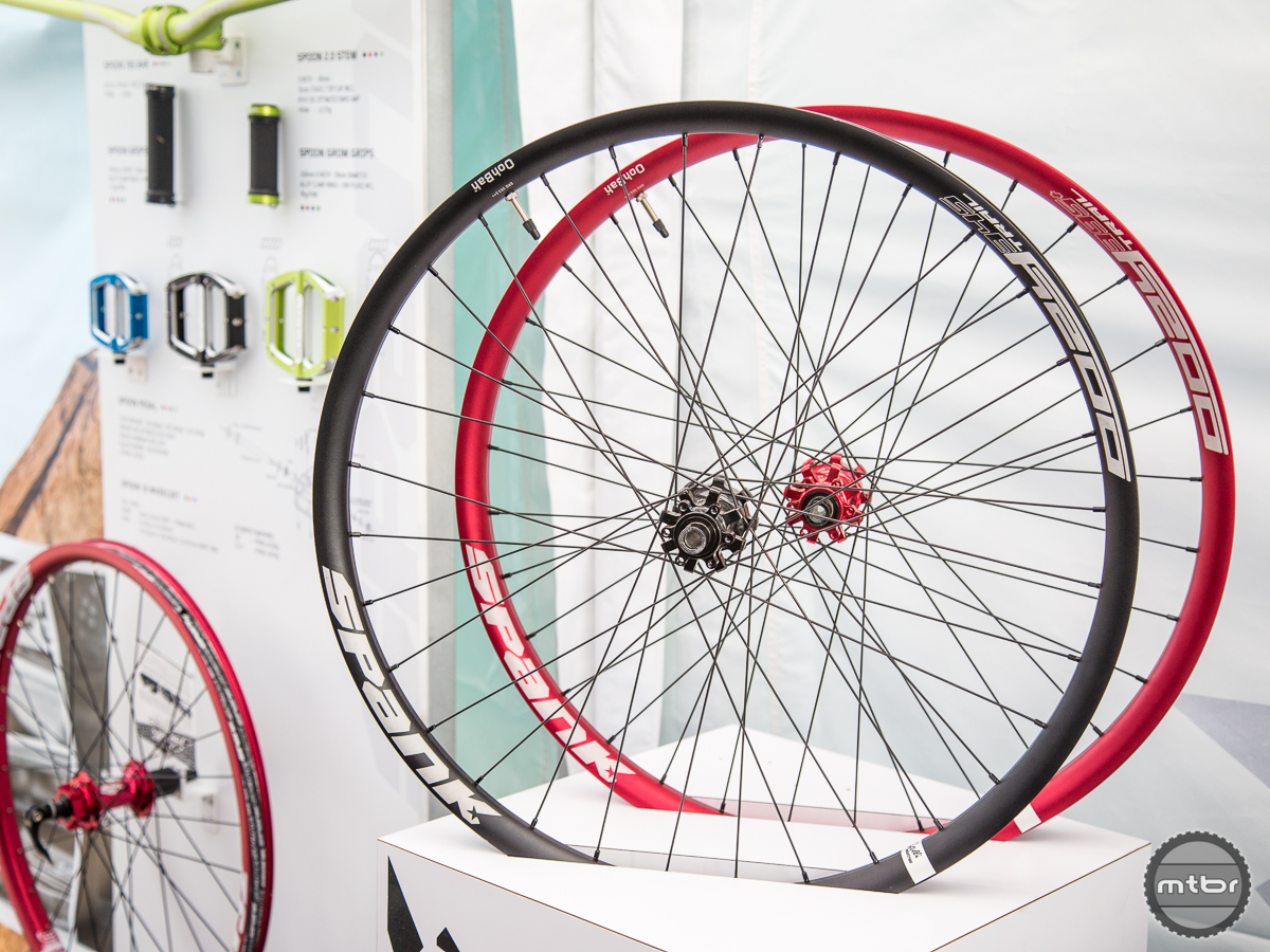 Spank Industries Oozy Trail Wheels