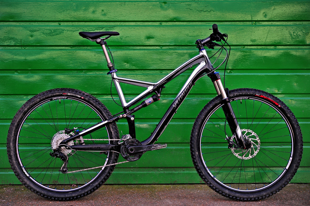 Specialized FSR Stumpjumper 29er