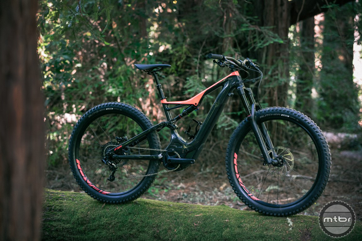 Specialized Carbon Turbo Levo 2018