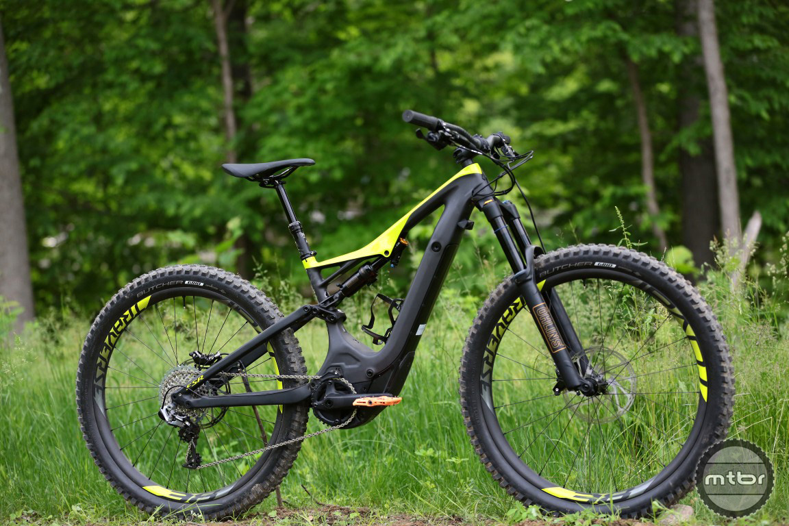 Specialized Carbon Turbo Levo S-Works 2018