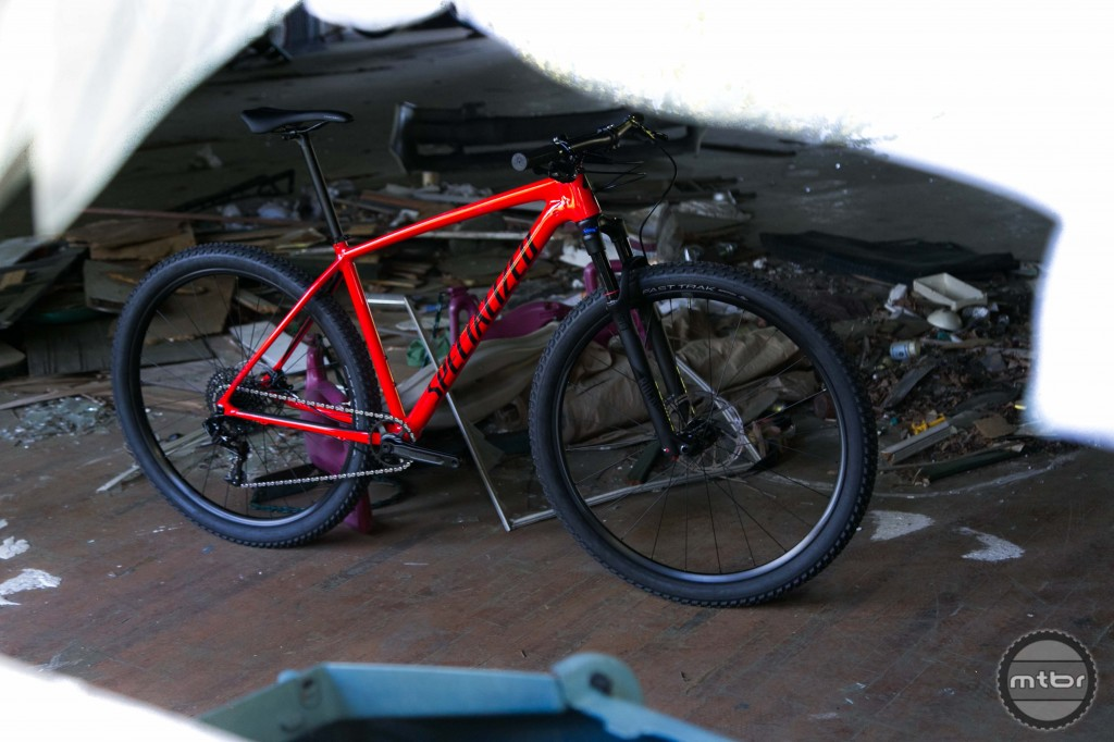 6. Specialized Chisel hardtail launched