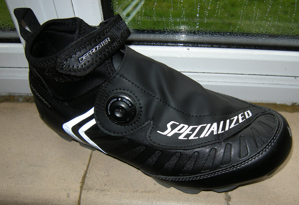 Specialized Defroster Road Shoe  Review