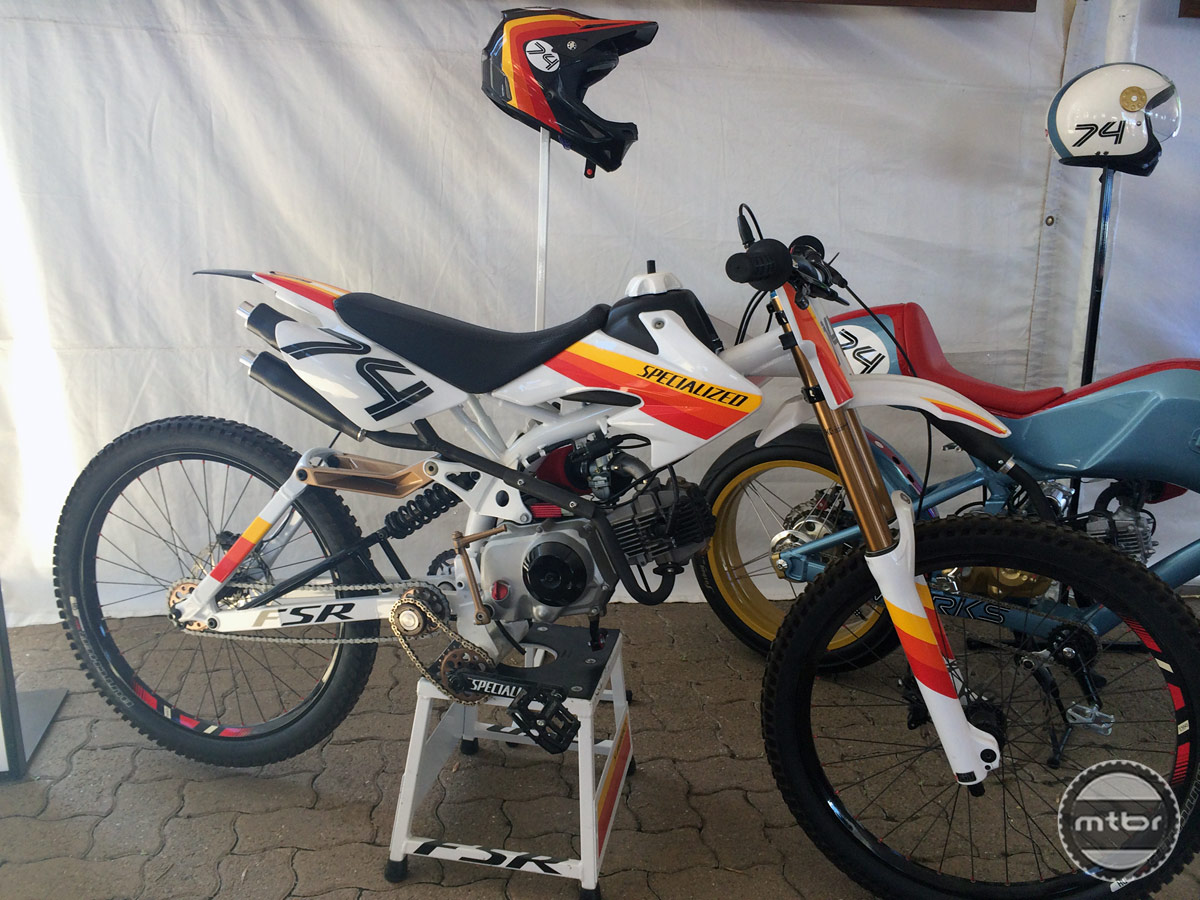 Specialized Dirt Bike