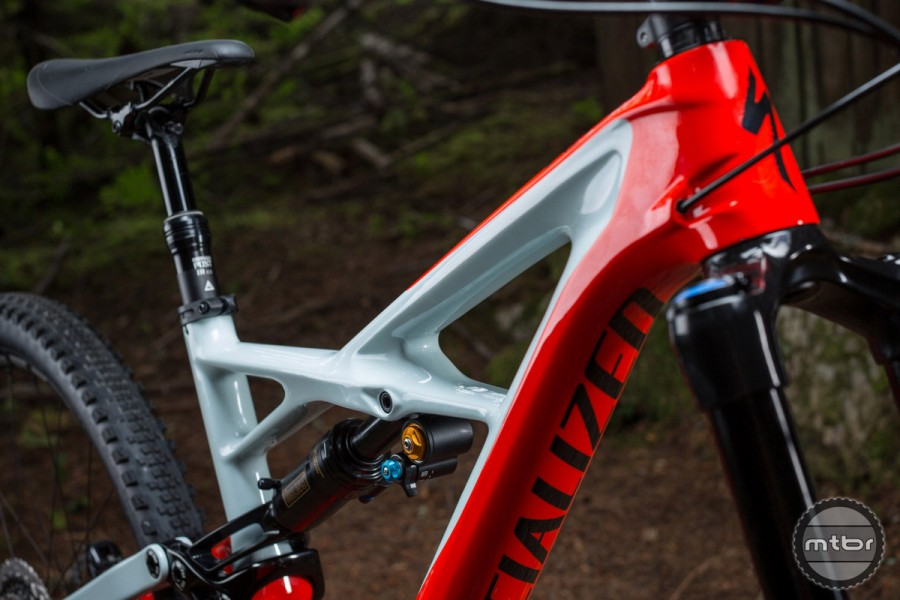 Specialized Enduro 2017 Red
