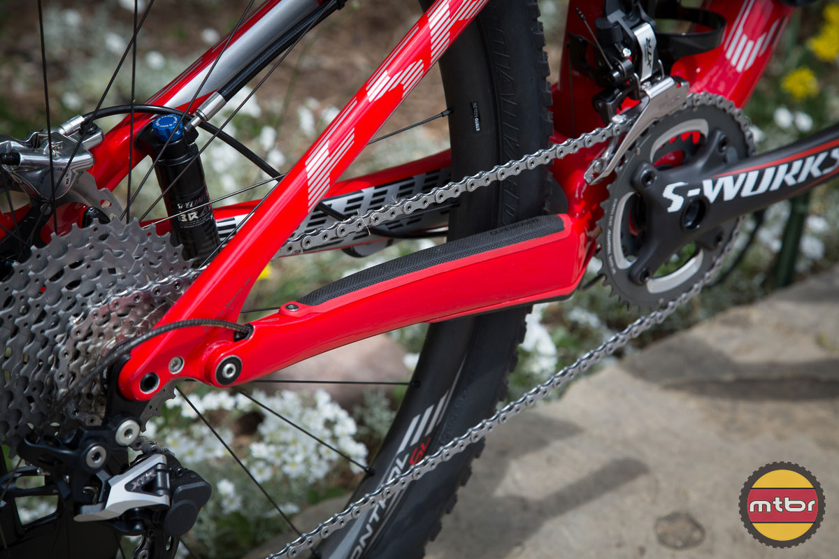 Specialized Epic Internal Routing